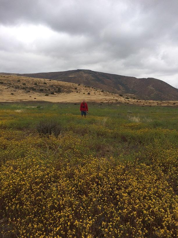 John Randall from TNC at Rancho Jamul